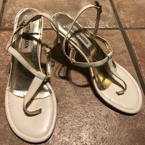 Size 6 Steve Madden sandal heels